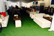 Events, Weddings, Parties / Using faux, artificial and synthetic turf grass for your special events.
