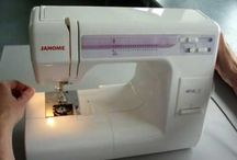 Sewing tutorials and guides