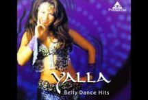 belly dance / musiikki ja liikkeitä