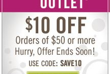 Women Clothing coupons and deals