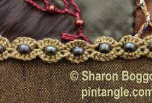 Take a Stitch Tuesday Stitches  / A Stitch challenge with Tutorials