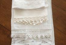 vintage lovely  linens