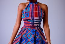 African fashion young