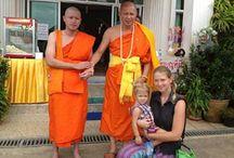 Chiang Rai tempel helpt Russische moeder