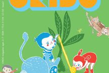 OKIDO Digital 02 / Digital images of Okido 02 which is all about growing!  / by OKIDO Magazine