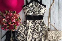 Vestidos que gosto