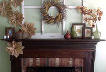 Fall/Thanksgiving / by Carol Reeves