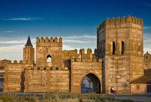 Castillos a visitar