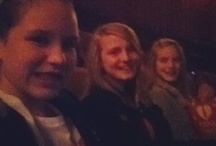 Best Friends / Me and my best friends Mikhaila Abby and Jillian!