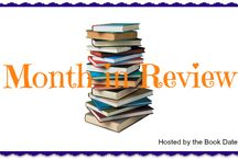 Month in Review Reading 2016