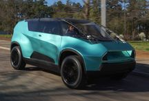Toyota's uBox / Toyota's uBox is the all-electric vehicle your kids may drive someday