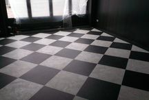 PVC vloer / PVC vloeren vakkundig geplaatst door Peters Interieur