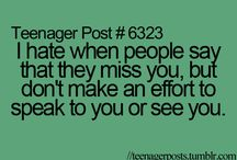 Teenager Post / by Jens Rich
