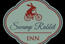 News & Such From the Swamp Rabbit Inn / Recent blog posts, videos, pictures from the Swamp Rabbit Inn in Greenville, SC's hoppin' downtown