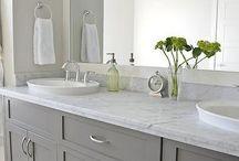 Master bath ideas / Zuni house