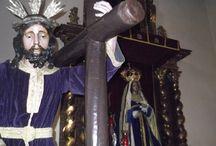 Santos Vírgenes Y todos los Cristos.