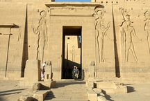 The My dream is going in Egypt