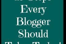 Blog Help / by Real Housemoms