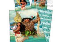Vaiana / Moana bedding and accessories / You find here kids bed linen and accessories with Disney Vaiana / Moana characters