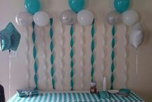 Baby shower / inspiration for baby showers decor