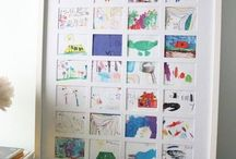 Kids art work