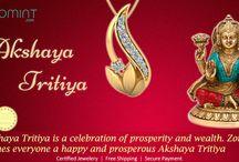 Akshaya Tritiya Offer / Zomint Akshaya Tritiya Offer ! Get Free Gold Pendant on Every Purchase of Diamond Jewellery. Limited offer. Hurry up.#zomint #jewelry   #jewelryforwomen   #akshayatritiya
