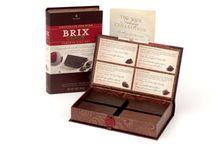 Chocolate For Wine / Brix Chocolate For Wine! http://rockingproduct.com/Brixchocolate