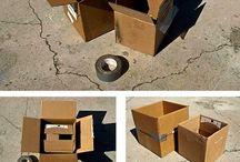 Coisas feitas com cimento