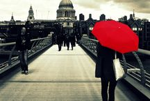 Red Umbrella <3