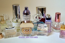 FRAGRANCE - PERFUME / My passion…I just love them!