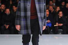 +Convertible collar coat / by Shirokuma