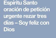 espiritu santo 7 dias