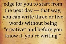Writing Tips and Tricks / by Laurie London