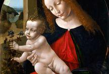 Grandes maestros en pinturas ,obras de arte ,etc...