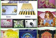bantal selimut / IDR 130