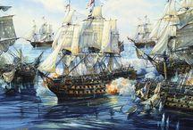 Lodě a koráby / Krása lodí a moře