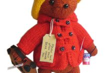 Crochet teddies and other loved ones