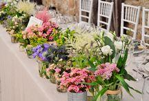 Decoración de bodas / En este tablero hemos querido compartir algunas de las decoraciones que hemos realizado en este último año.