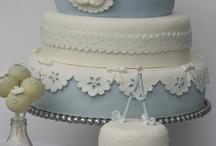 my christening cakes