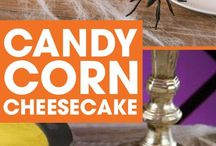 A Halloween Rainbow: Candy Corn