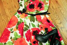 clothes: floral / by Breanne