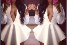 All white!!