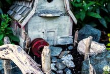 Fairy garden / by Beverly Dizzine