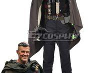 David cosplay