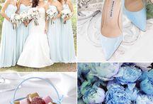 Kochasz łączyć kolory i nie chcesz wybrać przewodniego?Postaw na pastele na swoim ślubie!