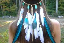 Feather fun