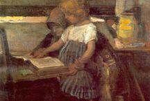 Читащие дети