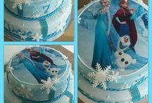 www.Taartenfantasie.com / Frozen