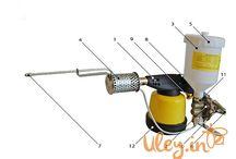 Дым-пушка ВАРОА-МОР / Предназначена для эффективного лечения пчел и профилактики методом дымового окуривания Все сопутствующие товары: http://www.uley.in/product-category/varomor/