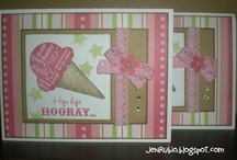CTMH Cards / by Suzanne Bunnell
